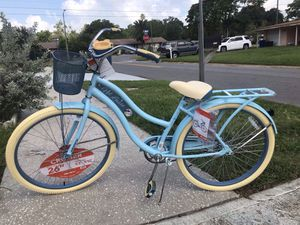 """NEW 🚲 - 26"""" Cruiser Bicycle - Women's for Sale in Seminole, FL"""