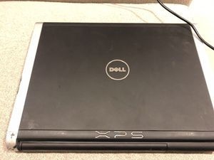 Dell XPS M1330 laptop 13.3 inches screen size for Sale in Fullerton, CA
