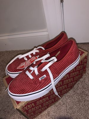 womens vans brand new size 7 for Sale in Fuquay-Varina, NC