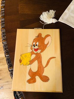 Drawing of Tom And Jerry for Sale in Denver, CO