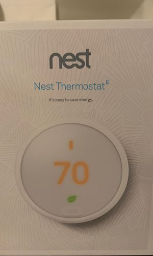 Nest thermostat brand new for Sale in Moreno Valley, CA