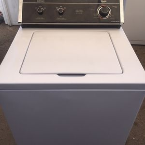 Whirlpool washer for Sale in Fresno, CA