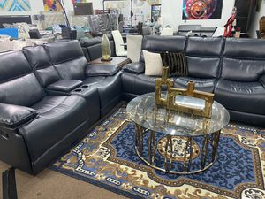 Reclining Sofa + Love Seat Brand New in Box. $53 Down. Financing available. 786📞498📞5722 for Sale in Miami, FL