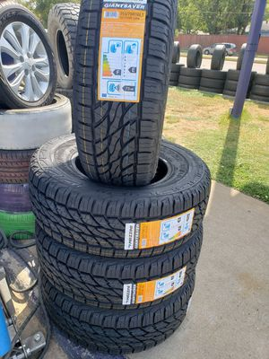 4 new tires for Sale in Dallas, TX