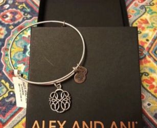 """Alex and Ani Path of Life Charm Bangle Expandable from 2"""" to 3.5"""" for Sale in Washington,  DC"""