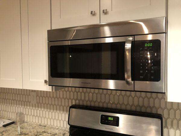 Frigidaire microwave