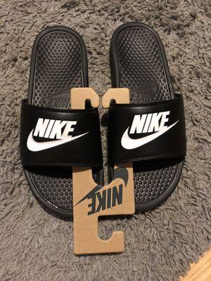 Men's footwear - Nike Sandals / Snow shoes for Sale in Denver, CO