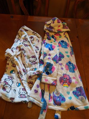 Girl bathrobe for Sale in Monroe, WA