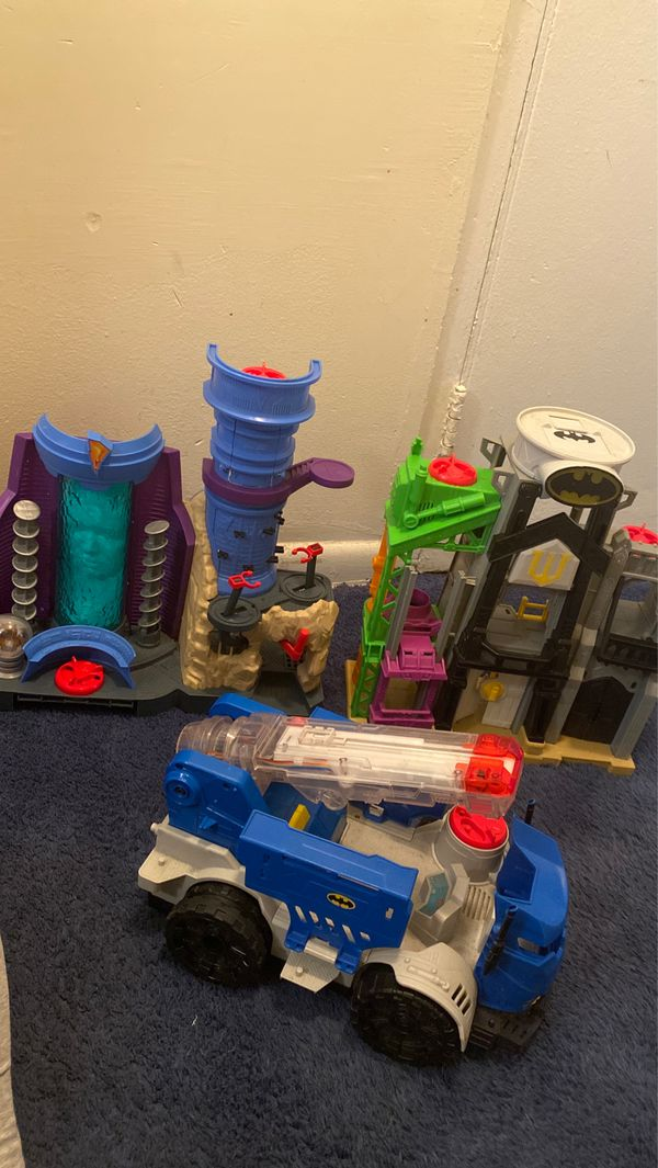 Imaginext Toys *ALL 3 FOR 100$*