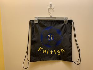 Personalized Drawstring Sports Bag for Sale in Windsor, PA