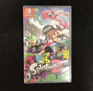 Nintendo Switch splatoon 2 for Sale in Independence, MO