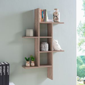 Weathered Oak Wall Shelf for Sale in Los Angeles, CA