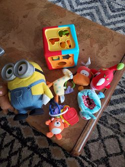Assortment Of Baby Toys  for Sale in St. Peters, MO