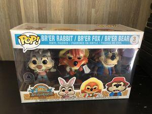 Funko Pop 3 Pack Splash Mountain Disney Exclusive for Sale in Santa Clara, CA