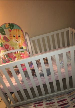 Modern Baby/toddler Crib for Sale in Lauderhill, FL
