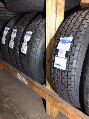 🔥 4 New ST 225/75/15 Freestar Trailer tires 🔥 FREE mount and balance 🔥 for Sale in Portland, OR