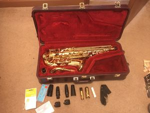 Yanagisawa A990 alto saxophone for Sale in Sherwood, OR