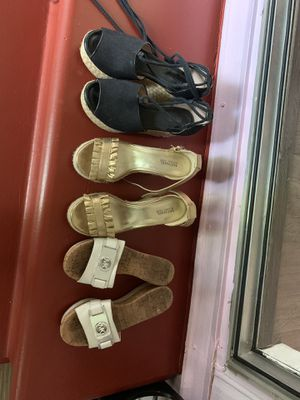 Michael Kors shoes size 6 for Sale in NO FORT MYERS, FL