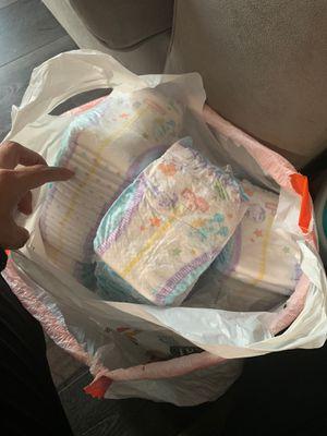 Newborn diapers for Sale in Oceanside, CA