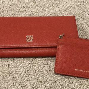 """New """"Louis Quatorze"""" Wallet for Sale in Diamond Bar, CA"""