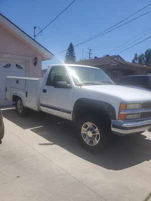 Chevy utility truck for Sale in Wilmington, CA