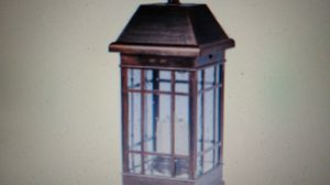 San Rafael II Solar Mission Lantern by Smart Solar for Sale in Warren Park, IN
