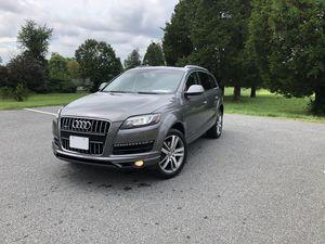 2012 Audi Q7 Premium plus for Sale in Bowie, MD