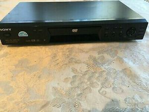 Sony dvp-ns300 digital output coxial, optical dvd player for Sale in Cypress, CA
