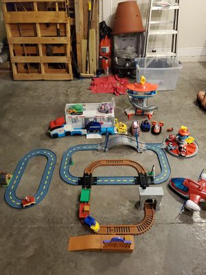 Paw Patrol play set for Sale in Riverview, FL