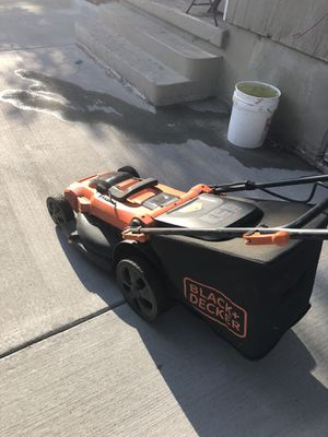 40V Electric Lawn Mower for Sale in Denver, CO