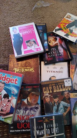 DVDs for Sale in Palmdale, CA