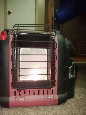 mr. heater -portable buddy for Sale in Mansfield, TX