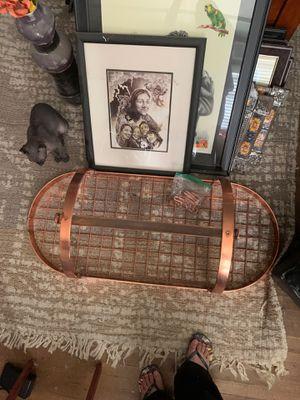Pot Rack Copper for Sale in Pomona, CA