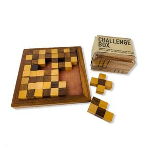 Wooden Brain Teaser Puzzle Games Set for Sale in Dacula, GA