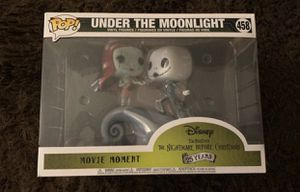 Funk Pop! The Nightmare Before Christmas Movie Moments Under the Moonlight for Sale in Glendora, CA