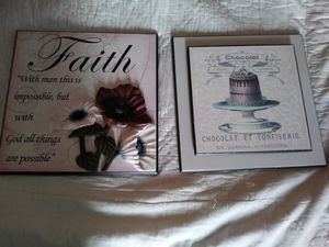 Wall plaques for Sale in Lemon Grove, CA