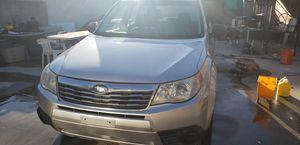 2010 Subaru forester for Sale in Burbank, CA