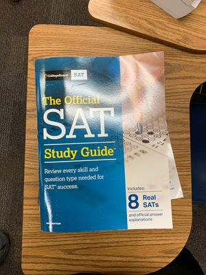SAT studyguide for Sale in Monterey Park, CA