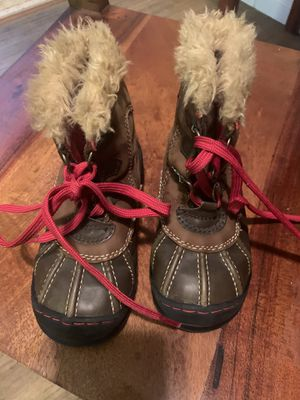Kids Snow boot Toddler Size 9 for Sale in Carlsbad, CA