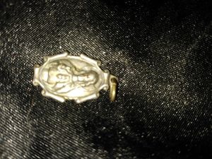 Vintage religious Sterling silver charm for Sale in Littleton, CO