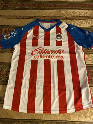 Chivas jersey with Alexis vega name and number size is xl new with tags for Sale in Perris, CA