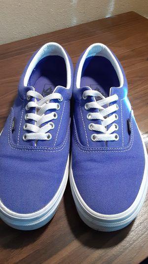 Royal Blue Vans Size 9 for Sale in Manteca, CA