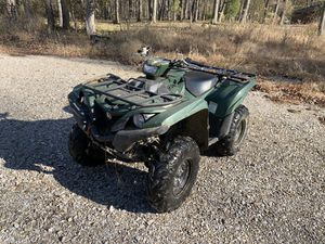 2016 Yamaha Grizzly 700 for Sale in Boonville, IN