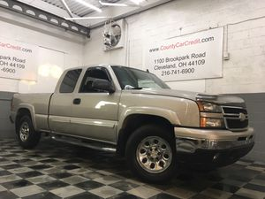 Chevy Silverado extended cab 4x4 for Sale in Cleveland, OH