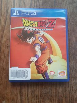 Kakarot PS4 for Sale in Cleveland,  OH