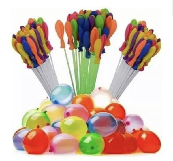 111 balloons per pack. $3 each or 4for 10