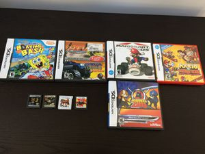 Nintendo DS/Games for Sale in Fairfax, VA