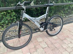 Vertical PK7 aluminum 21speed full suspension bike 26 inch rims for Sale in Tamarac, FL