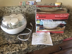 Yogurt Maker (electric) for Sale in Meridian, ID