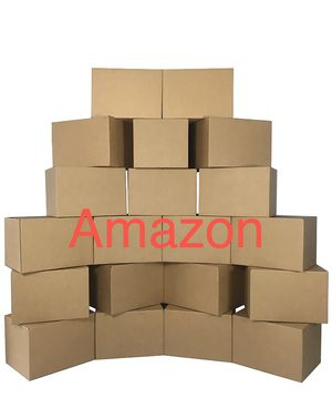8 boxes of amazon merchandise. Mix items for Sale in Las Vegas, NV